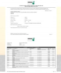 Petronas Cert 1